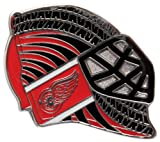 JF Sports Canada NHL Detroit Red Wings Goalie Maske Pin -
