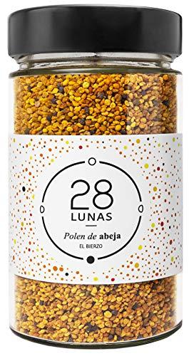 Polen de Abeja - 100% Natural Puro de Abeja, Seco, 440gr - Origen: El Bierzo, España