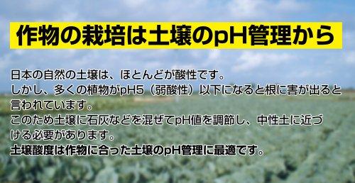 シンワ測定(ShinwaSokutei)土壌酸度計A72724