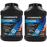 Maximuscle Cyclone - 1.26kg - Chocolate Twin Pack