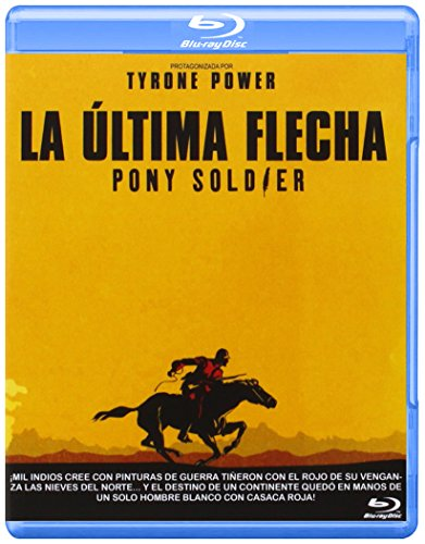 Ultima flecha [Blu-ray]