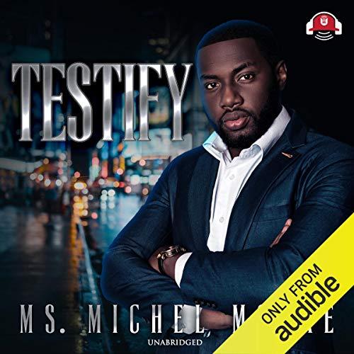 Testify audiobook cover art