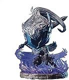 YIGEYI Figurine Dark Souls: Queen Four Knights Artorias Anime Figura de acción 7.5 Pulgadas Figuras de PVC Modelo de Personaje Coleccionable Estatua Juguetes Estatuilla Pop