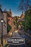 Carnet de Voyage France: Journal de Voyage Ligné | 106 pages, 15,24 cm x 22,86 cm | Pour vous accompagner durant votre séjour