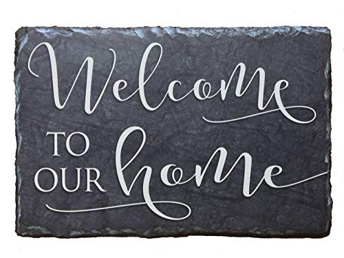 Medium Welcome Slate - 5