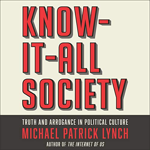 Know-It-All Society cover art