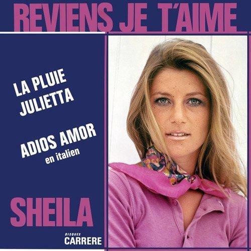 Sheila - Reviens Je T'Aime [Disco de Vinil]