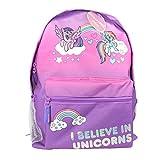 Mochila Infantil My Little Pony Believe In Unicorns