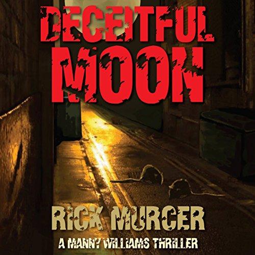 Deceitful Moon audiobook cover art