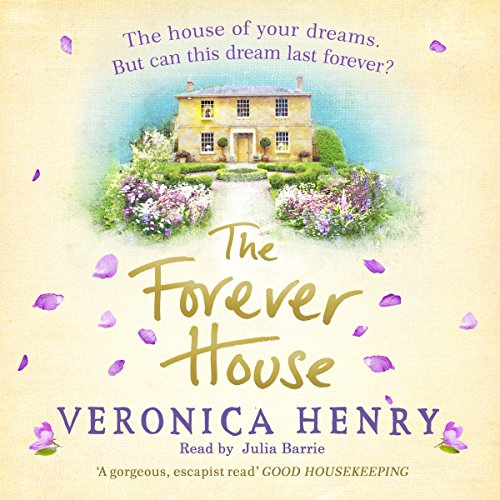The Forever House cover art