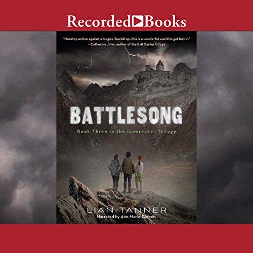 Battlesong audiobook cover art