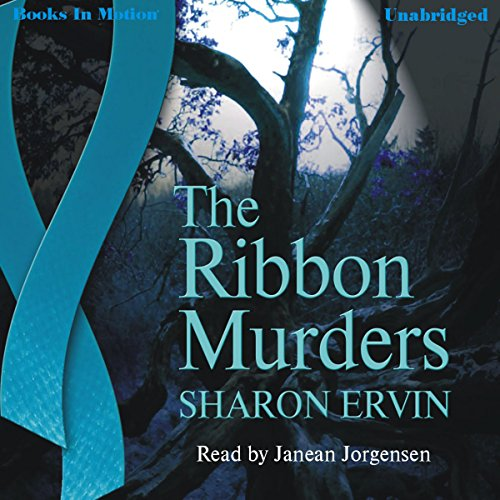 The Ribbon Murders audiobook cover art