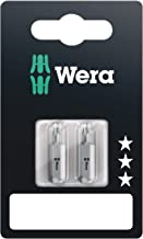 Wera 5073313001 1Z Professional Torx #10 Bit (5 Packs Of 2)