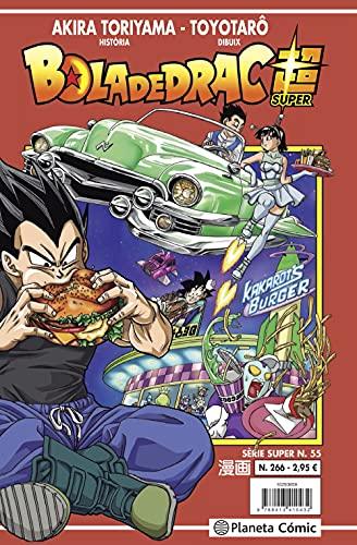 Bola de Drac Sèrie Vermella nº 266 (Manga Shonen)
