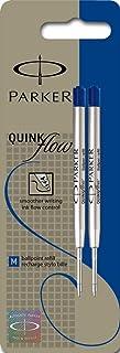 Parker Quinkflow Ball Pen Refill, Blue [s0909590 ]