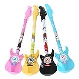 PULABO tinta gel pluma para examen guitarra novedad plumas Kawaii gel pluma para suministro escolar...