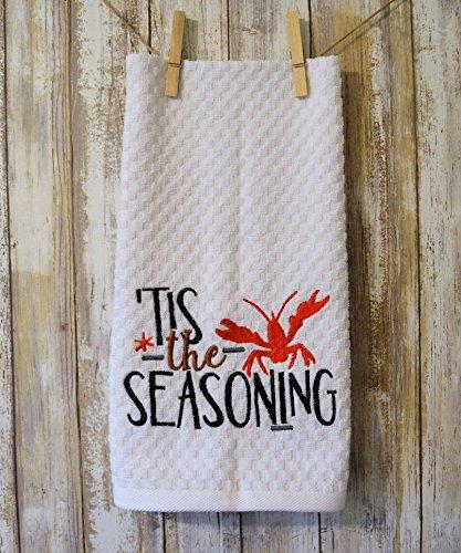 Kitchen Towel Tis the Seasoning