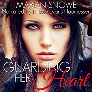 Guarding Her Heart audiobook cover art