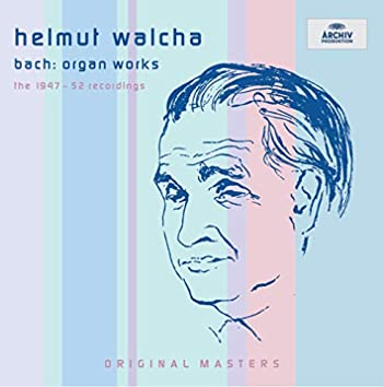 Bach: Organ Works / The 1947 - 1952 Recordings