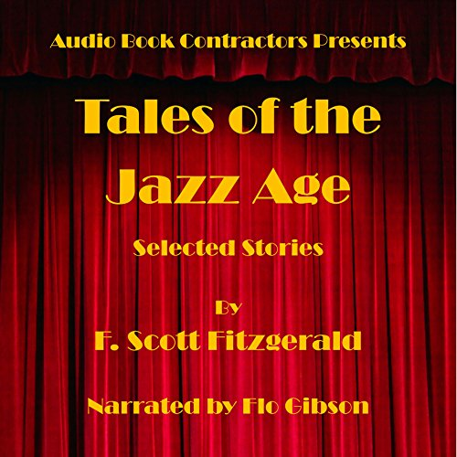 Tales of the Jazz Age - Selected Stories audiobook cover art