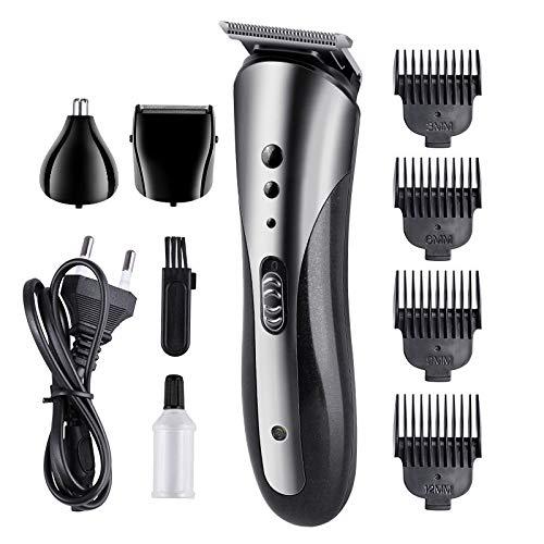 HNLY Haarschneidemaschinen, Rasierer, Haarschneidemaschinen, Nasenhaarschneidemaschinen