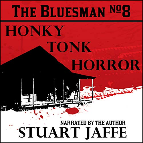 Honky Tonk Horror cover art