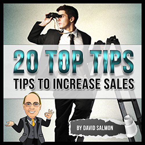 Tips to Increase Sales cover art