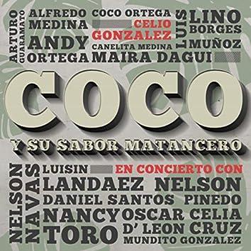 Coco y Su Sabor Matancero en Concierto con Celio Gonzalez