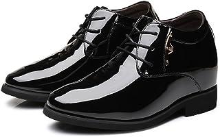 [Cartoden] 10cm/7cm身長アップ 背が高くなるシークレット シークレットシューズ 紳士靴 ドレスシューズ ビジネスシューズ 営業マン メンズ GN5558