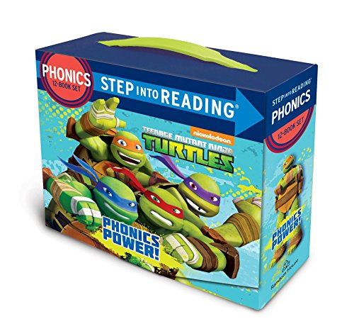 Product Image of the Phonics Power! Step into Reading