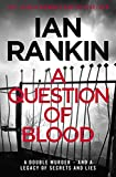 A Question of Blood (Inspector Rebus Book 14) (English Edition)