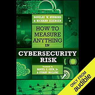 How to Measure Anything in Cybersecurity Risk Titelbild