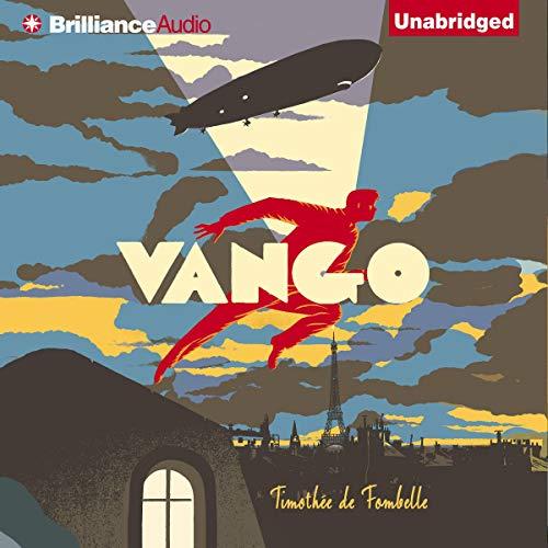 Vango audiobook cover art