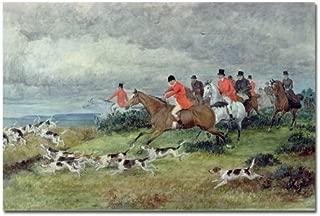 Best fox hunting paintings prints Reviews