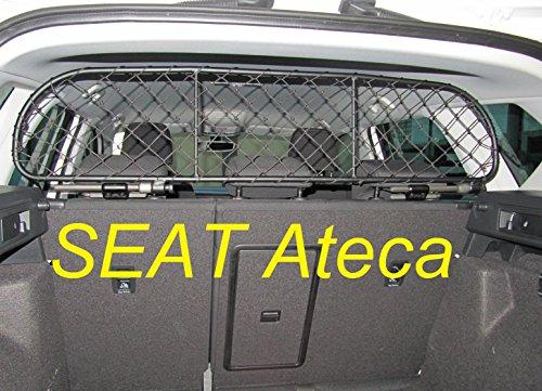 ERGOTECH Rejilla Separador protección RDA65-S8, para Perros y Maletas. Segura, Confortable para tu Perro, Garantizada!