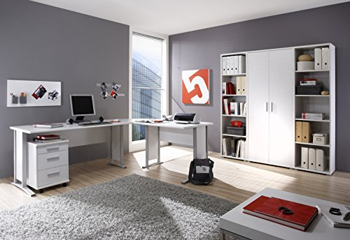 Office Line 7tlg in weiss