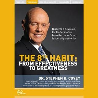 The 8th Habit cover art