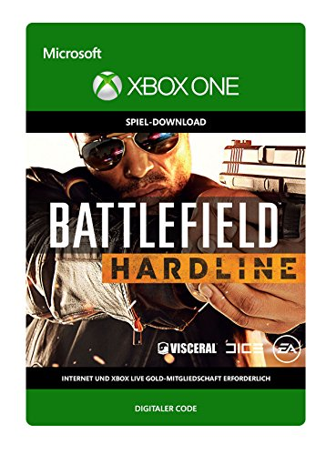 Battlefield Hardline Deluxe Edition [Xbox One - Download Code]