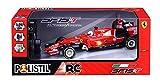 Mac Due Italy- Rc Auto 1:24 Ferrari Vettel Polist. 953835, Multicolore, 873187