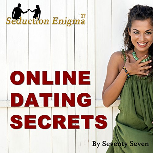 Online Dating Secrets audiobook cover art