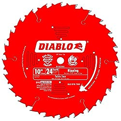 Freud D1024X Diablo Ripping Saw Blade Review