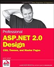 Professional ASP.NET 2.0 Design: CSS, Themes, and Master Pages (Programmer to Programmer)