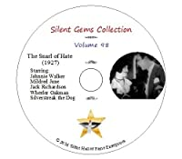 """DVD """"The Snarl of Hate"""" (1927) with Johnnie Walker, Classic Western Silent Crime Drama"""