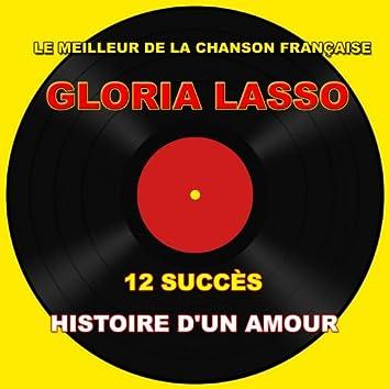 Gloria lasso - histoire d'un amour