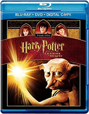 Harry Potter and the Chamber of Secrets (Blu-ray DVD Digital Copy Combo Pack)
