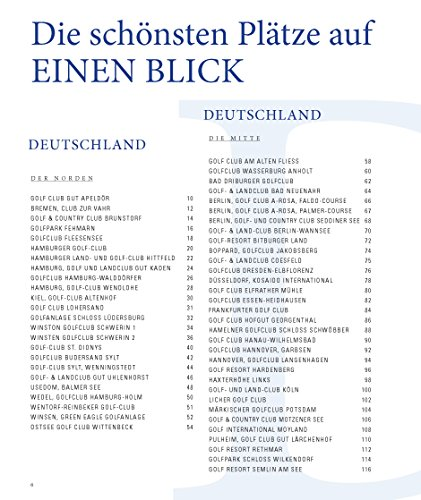 Die 100 besten Golfplätze in Deutschland und Österreich (Edition 99pages by HEEL) - 3