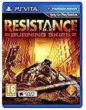 Sony Resistance: Burning Skies, PS Vita