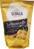 Sconza Lemoncello Almonds, 24 Oz
