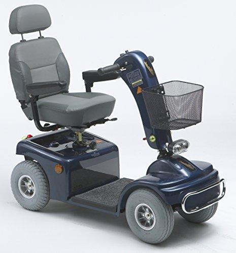 Elektromobil Shoprider TE 889 NR Amrum (6 km/h) Blau; Standard-Sitz