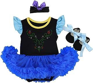 مجموعة من 3 قطع من أزياء الهالوين التنكرية للأطفال حديثي الولادة
